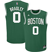 adidas Men's Boston Celtics Avery Bradley #0 Road Green Replica Jersey