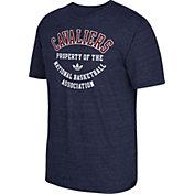 adidas Originals Men's Cleveland Cavaliers Navy Tri-Blend T-Shirt
