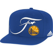 adidas Men's 2016 Western Conference Champions Golden State Warriors Royal Adjustable Snapback Hat