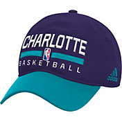 adidas Men's Charlotte Hornets Practice Performance Adjustable Hat