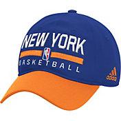 adidas Men's New York Knicks Practice Performance Adjustable Hat