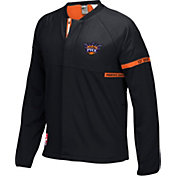 adidas Men's Phoenix Suns On-Court Black Jacket