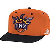 adidas Men's Phoenix Suns On-Court Adjustable Snapback Hat