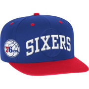 adidas Men's Philadelphia 76ers 2016 NBA Draft Adjustable Snapback Hat