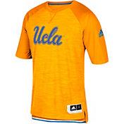 adidas Men's UCLA Bruins Shooter Gold Short Sleeve T-Shirt