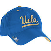 adidas Men's UCLA Bruins True Blue Sideline Coaches Adjustable Slouch Hat