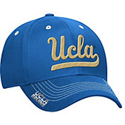 adidas Men's UCLA Bruins True Blue Sideline Coaches Structured Flex-Fitted Hat