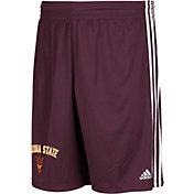 adidas Men's Arizona State Sun Devils Maroon Arch Shorts