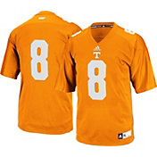 adidas Men's Tennessee Volunteers #8 Tennessee Orange Replica Football Jersey