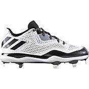 adidas Men's PowerAlley 4 Metal Baseball Cleats