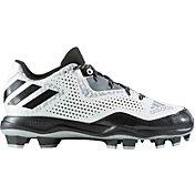 adidas Men's PowerAlley 4 TPU Baseball Cleats