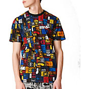adidas Originals Men's Allover Logo T-Shirt