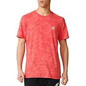 adidas Men's Aeroknit Decoy Burnout Printed T-Shirt