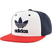 adidas Men's Originals Trefoil Chain Snapback Hat