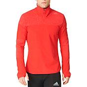 adidas Men's Supernova Storm Half-Zip Sweatshirt