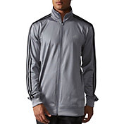 adidas Men's Big and Tall Essentials Track Jacket
