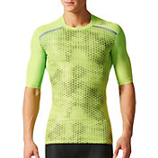 adidas Men's techfit Chill Graphic T-Shirt