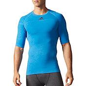 adidas Men's techfit Prime Knit Compression T-Shirt