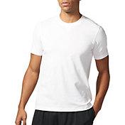 adidas Men's Essentials Droptail 3-Stripes T-Shirt