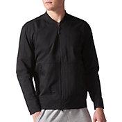 adidas Men's Sport ID Twill Bomber Jacket