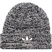 adidas men's Originals Trefoil Knit Beanie