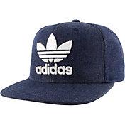 adidas Men's Originals Trefoil Plus Snapback Hat