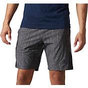 adidas Men's Vertical Heathered Shorts