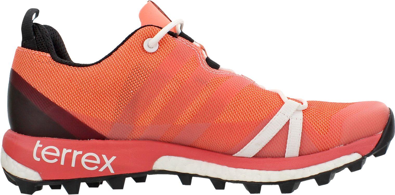 adidas outdoor donne terrex agravic tracce di scarpe da corsa, dick