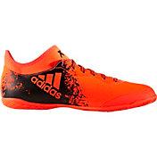 adidas Men's X 16.3 Court Indoor Soccer Shoes