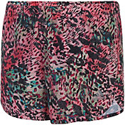 adidas Toddler Girls' Breakaway Print Woven Shorts