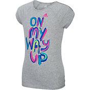 adidas Toddler Girls' Practice T-Shirt