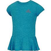 adidas Toddler Girls' Spin clima T-Shirt