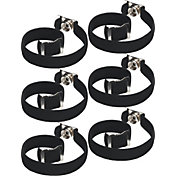 adidas Batting Helmet Chin Straps - 6 Pack