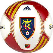 adidas Real Salt Lake Team Crest Mini Soccer Ball