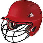 adidas OSFM Incite Matte Combo Batting Helmet