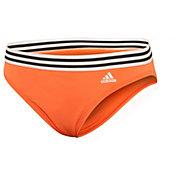 adidas Women's Classic Elastic Hipster Swimsuit Bottom