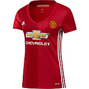 adidas Women's Manchester United 16/17 Replica Home Jersey