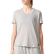 adidas Women's Three-Stripes Boyfriend T-Shirt
