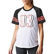 adidas Women's adiGirl 03 Jersey T-Shirt