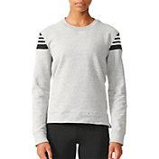 adidas Women's Crewneck Long Sleeve Shirt