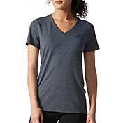 adidas Women's Ultimate V-Neck T-Shirt
