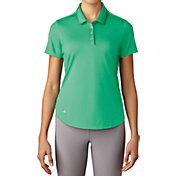 adidas Women's Microdot Golf Polo
