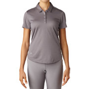 adidas Women's Microdot Golf Polo