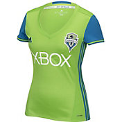 adidas Women's Seattle Sounders 2016 Replica Home Jersey