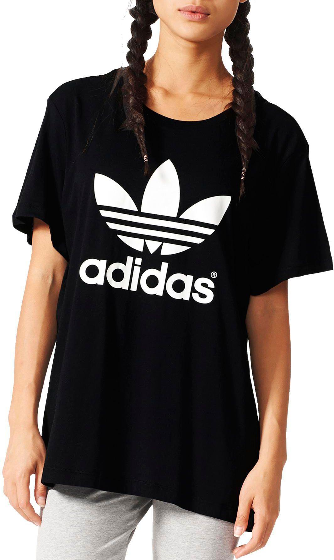 adidas black shirt