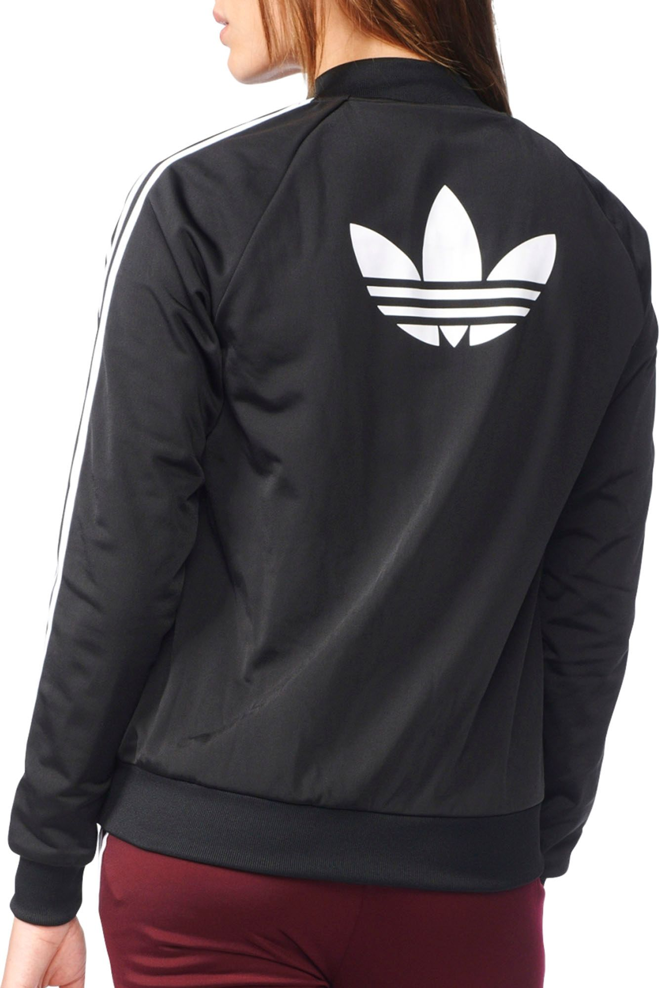 watch 94579 f444f adidas Originals Women u0027s Superstar Track Jacket