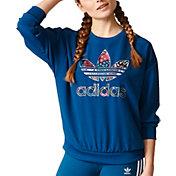 adidas Originals Women's Trefoil Graphic Sweatshirt
