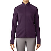 adidas Women's Essentials Textured Golf Jacket