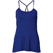 adidas Women's Strappy Running Tank Top