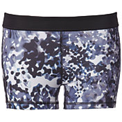 adidas Women's techfit Floral Explosion Print 3'' Shorts